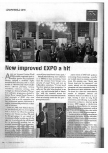 LeasingWorld expo a hit article