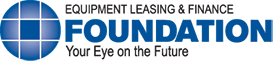 Equipmen Lease & Finance Foundation logo