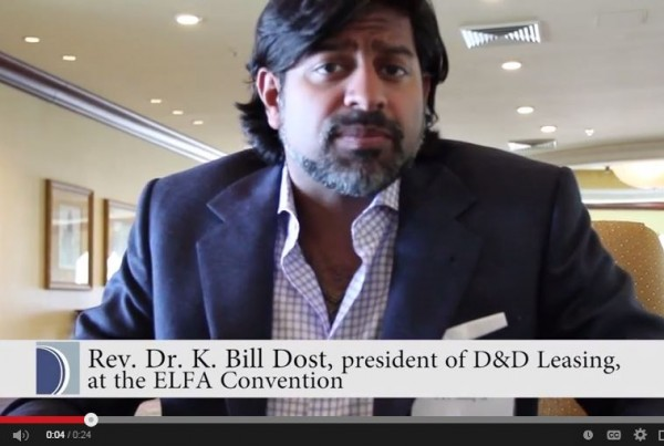 D&D Leasing video- ELFA Convention