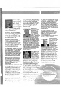 Featured article - UK economy in 2010