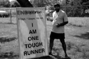 Bill Dost is a tough runner