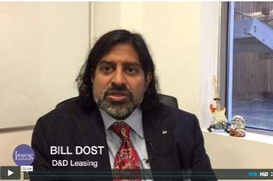 Bill Dost talking about Education and Leasing