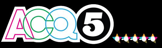 ACQ5 2018 Awards logo