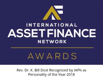 IAFN award winner 2018 D&D Leasing