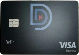 DND Finance credit card