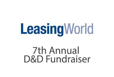 Thursday December 10th, 7th Annual D&D Fundraiser