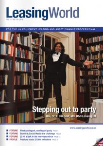 Stepping out to party cover