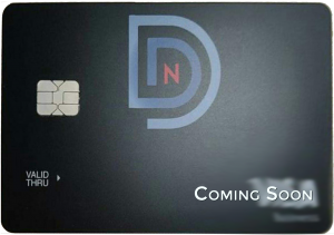 Credit Card Coming Soon